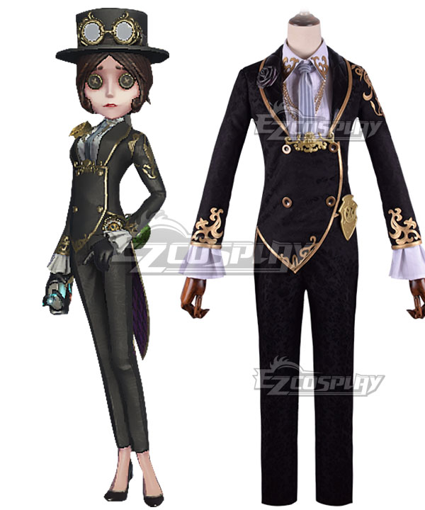 Identity V Mechanic Tracy Reznik Puppeteer Halloween Cosplay Costume