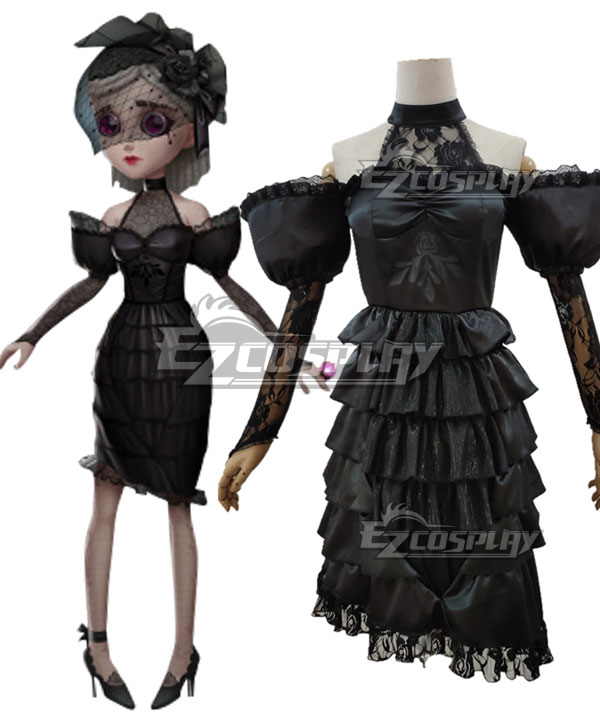 Identity V Perfumer Vera Nair Fatal Affection Halloween Cosplay Costume