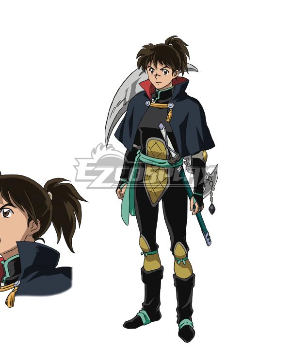 Inuyasha Yashahime : Princess Half-Demon Kohaku Cosplay Costume