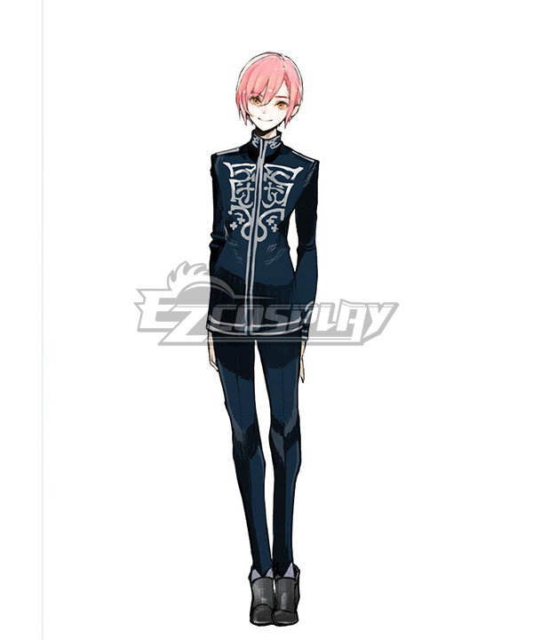 Jack Jeanne Tachibana Kisa Uniform Cosplay Costume