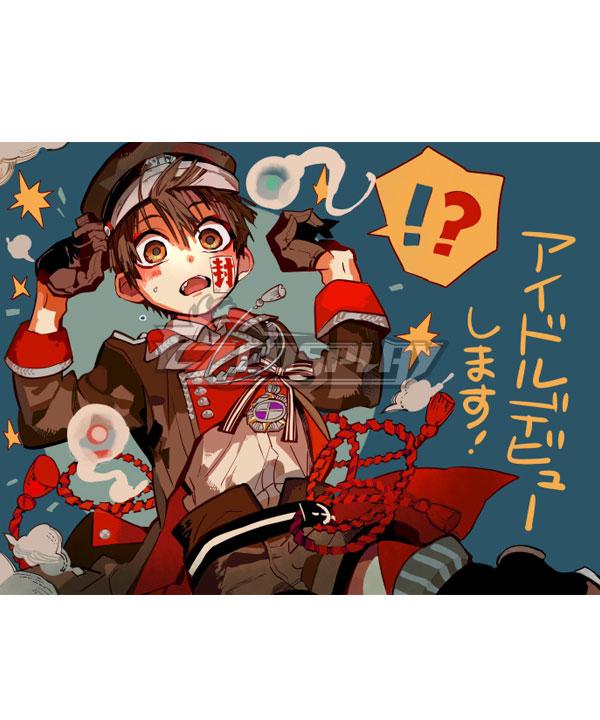 Jibaku Shounen Hanako-kun Toilet-bound Hanako Kun Yugi Amane Idol Cosplay Costume