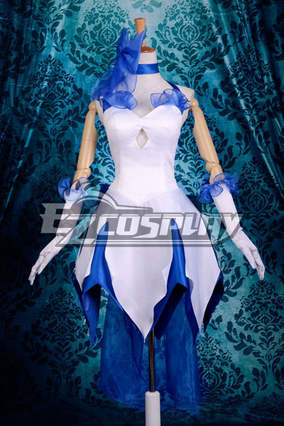 Fate Stay Night Fate Grand Order Saber Lily Artoria Pendragon King Arthur TYPE-MOON Decennial Lolita Cosplay Costume