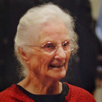 Mrs. Helen Christine Wilson