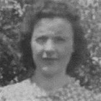Vida Lillian Thompson