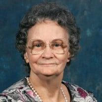Betty Watts Hooper