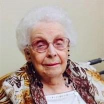 Mrs. Flonell Phillips McCrary