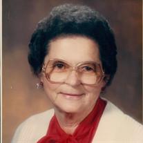 Eunice Ovilla Cannon