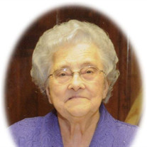 Ruia Leeo Wright Pigg, 98, Collinwood, TN