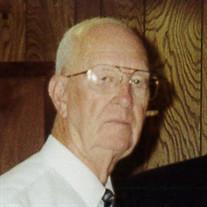 """Rev. Robert """"Buddy"""" O.L. Chamness"""