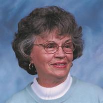 Mrs. Betty Jean Earwood Burden