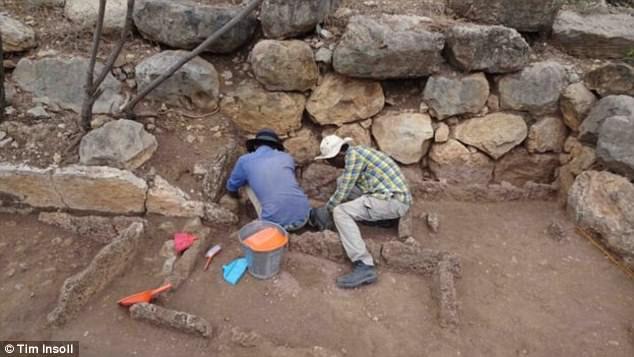 Ethiopia ancient city