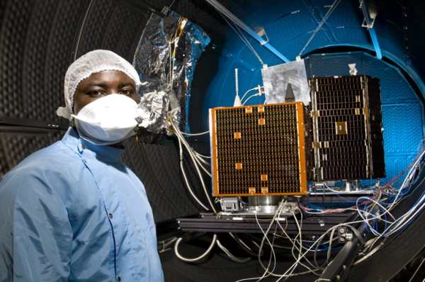 Top 5 African Countries with Advanced Space Programs ...