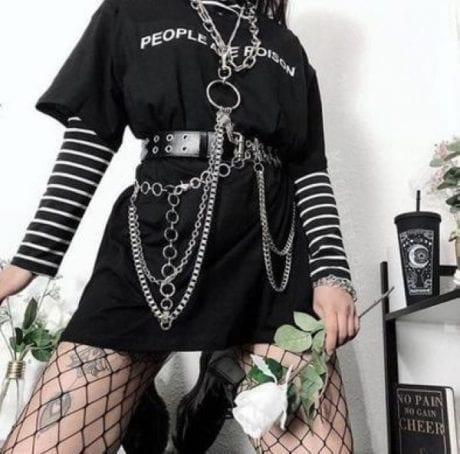 Roupas E-Girl