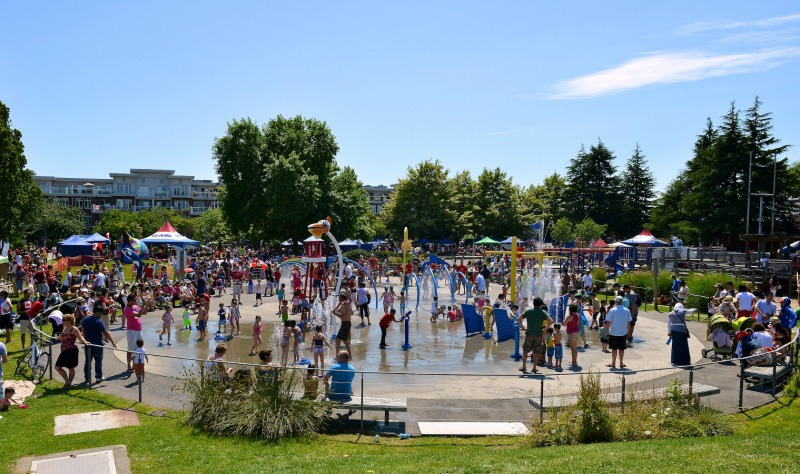 10 Best Playground Water Park Combos | Family Fun Vancouver