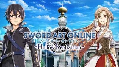 PC Anime Games   Fanatical Sword Art Online  Hollow Realization Deluxe Edition