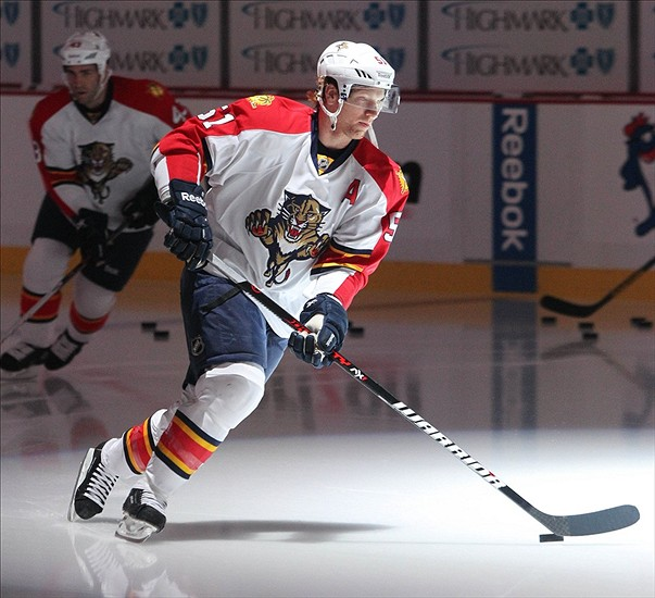 Image result for brian campbell florida panthers