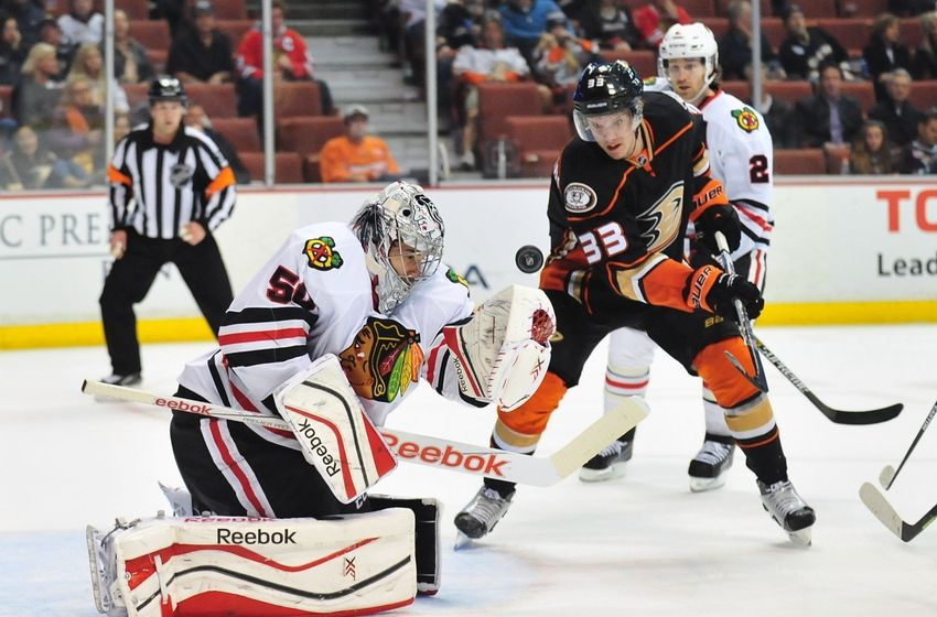 Western Conference Finals Preview: Hawks-Ducks