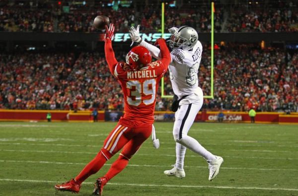 Terrance Mitchell is key player for Chiefs