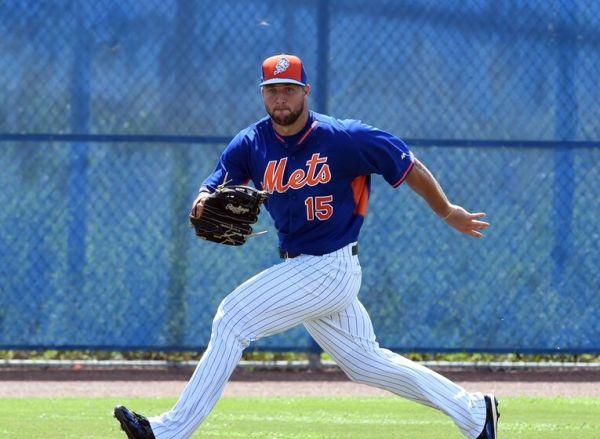 New York Mets Tim Tebow Arizona Fall League