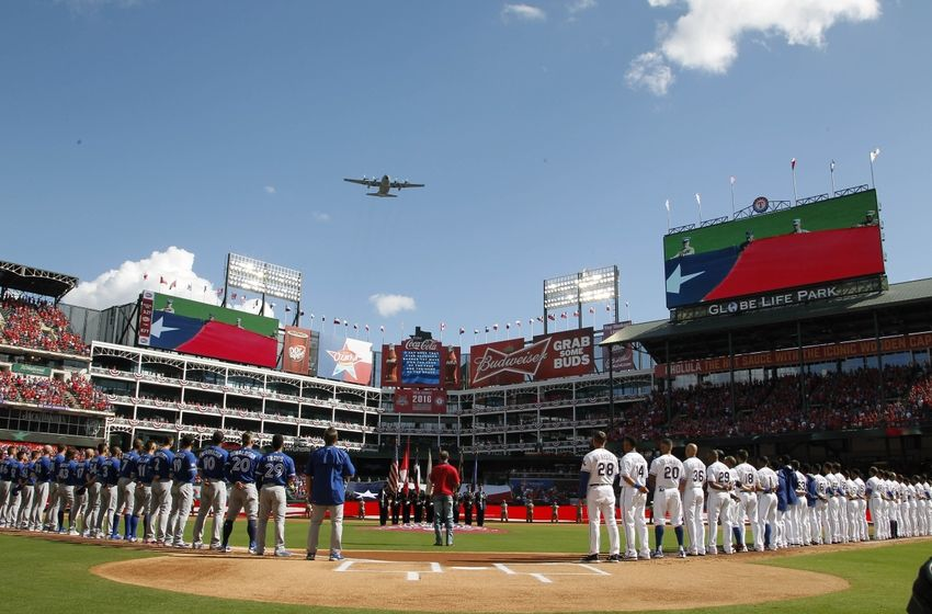 Texas Rangers to Get New Ballpark | MATT VEASEY