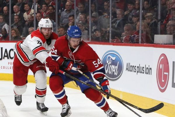 Montreal Canadiens Send Down Charles Hudon, Mark Barberio