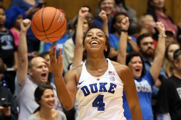 Duke Women's Basketball Defeats Kentucky in Final Game of 2016