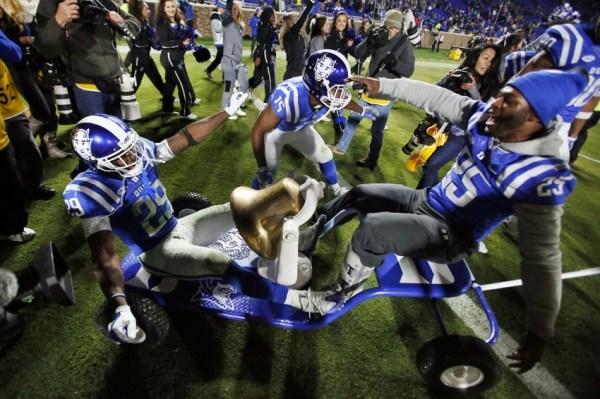 Tar Heels Football: Takeaways from UNC vs. Duke