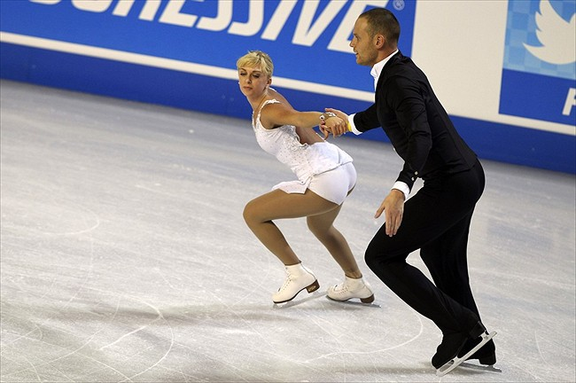 Americans Skaters John Coughlin Caydee Denney Will Not
