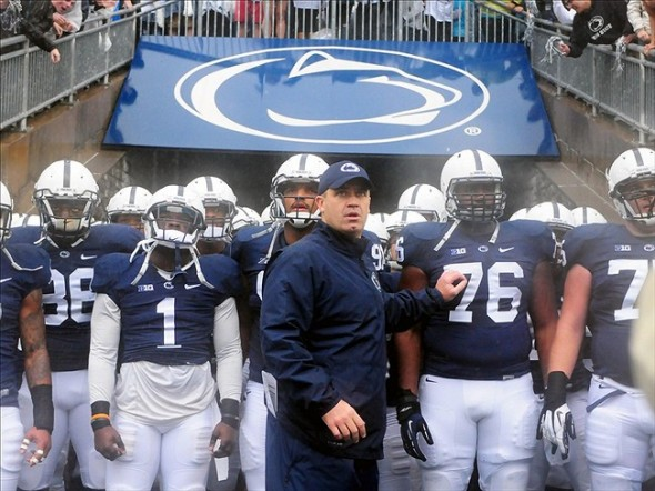 NCAA to Reduce Penn State Sanctions, Give Scholarships Back