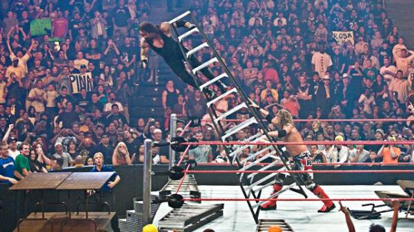 WWE's Top 20 wildest table moments