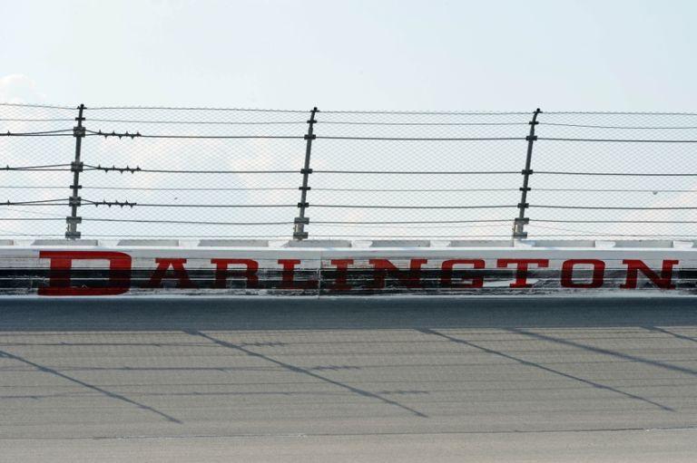 NASCAR: Darlington Starting Grid After Qualifying Cancelled