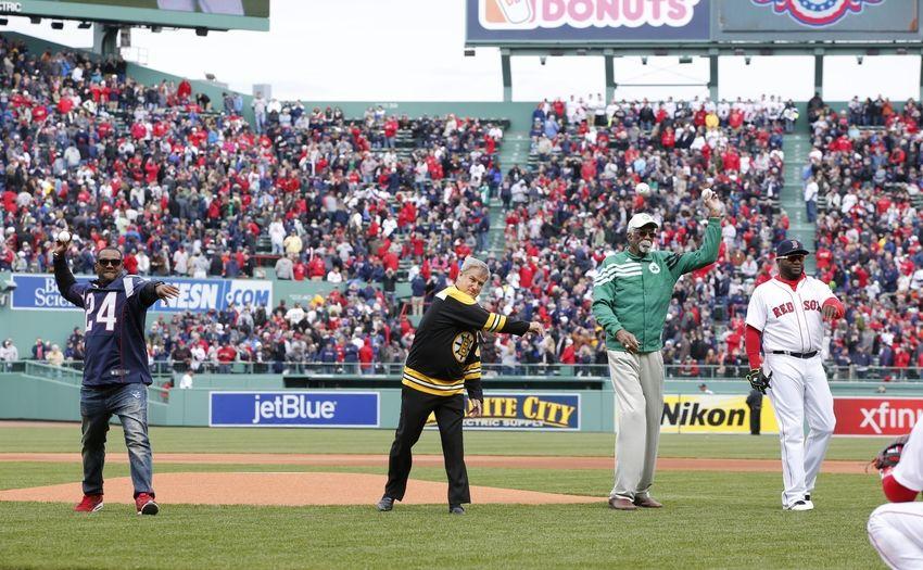 Boston Celtics Boston Patriots Red Bruins Sox