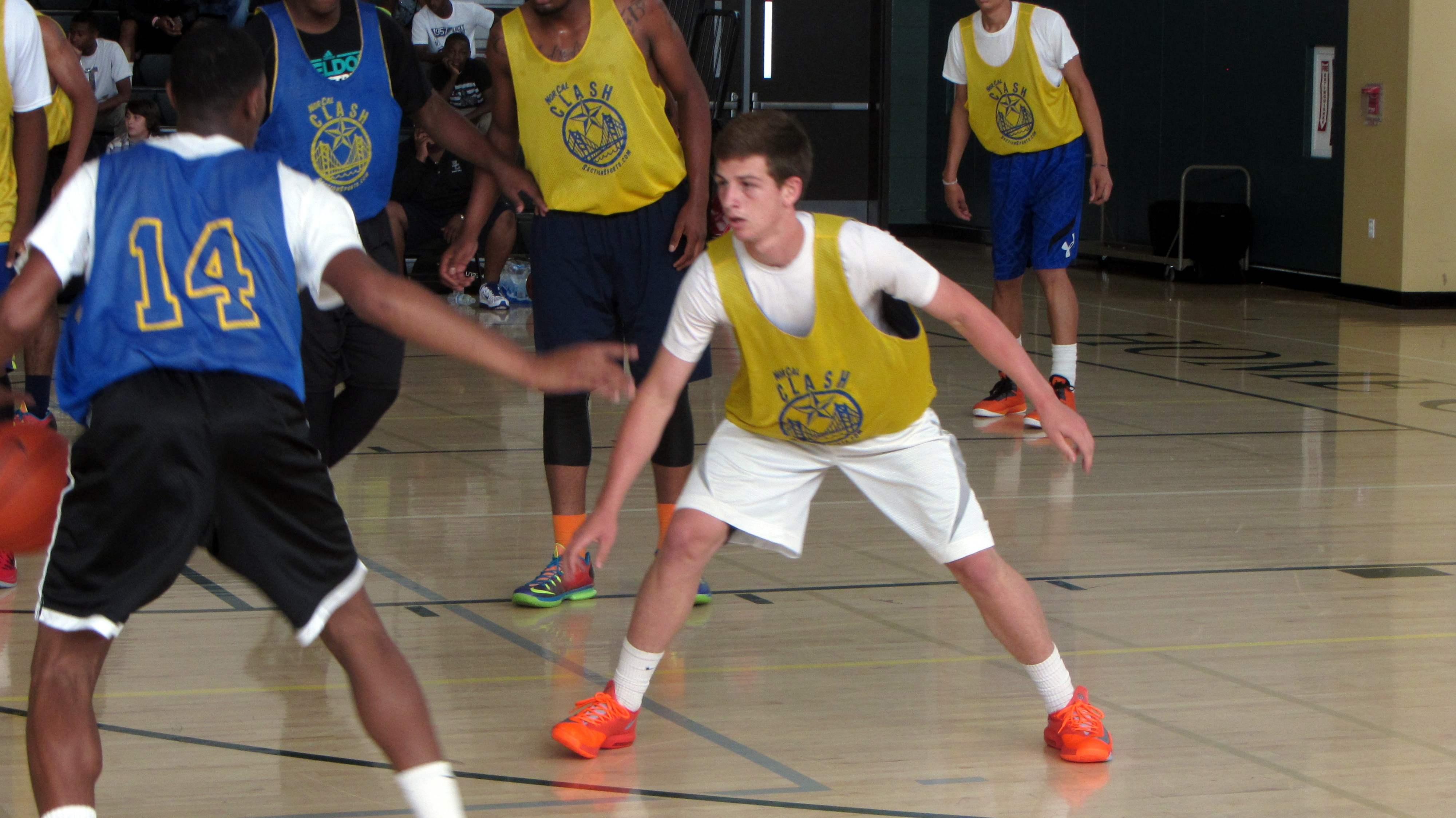 Dons Notes Frankie Ferrari Verbally Commits To San