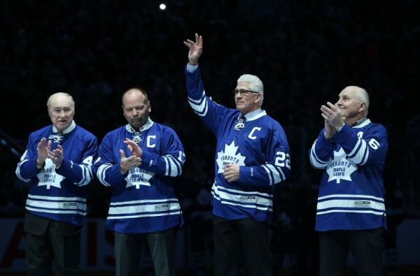 Toronto Maple Leafs Announce Alumni Game Roster for ...