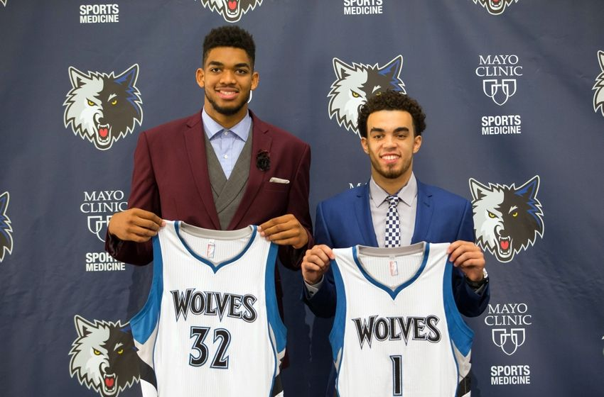 Karl Anthony-Towns | Fustor for the People