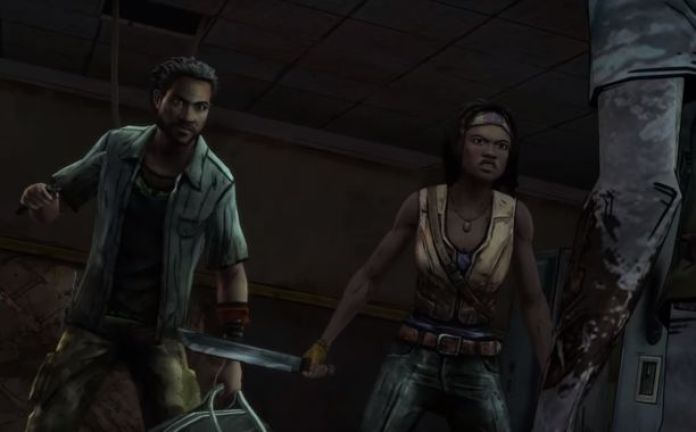 Michonne Miniseries TICGN