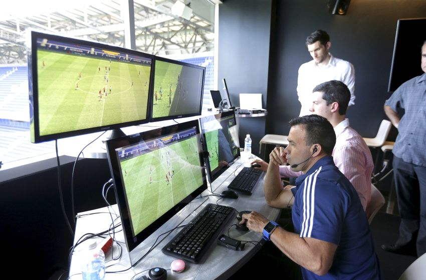 Image result for video assistant referee