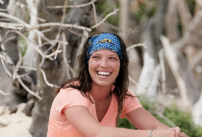 Image result for survivor game changers sarah lacina