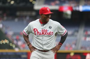 Byrd is latest veteran dealt in the rebuild. (Photo Credit: Jason Getz-USA TODAY Sports)