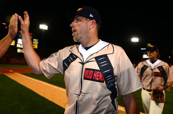 Detroit Tigers: Mike Hessman is the Real Life Bull Durham