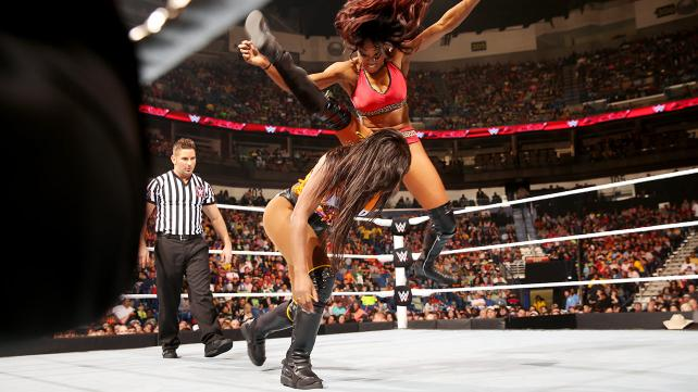 Image result for alicia fox scissors kick
