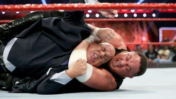WWE Stock Watch: Samoa Joe is Actually Scary