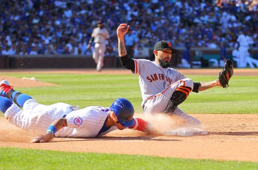 Image result for cubs giants