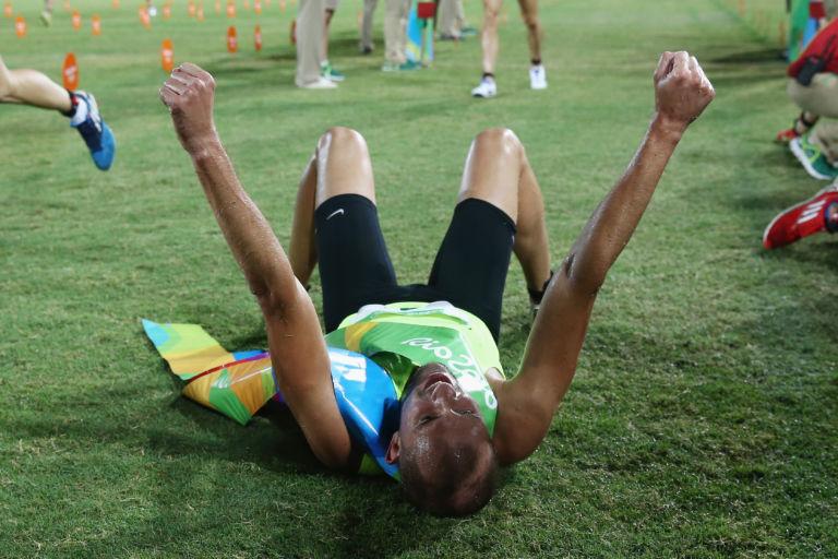Modern Running Olympics