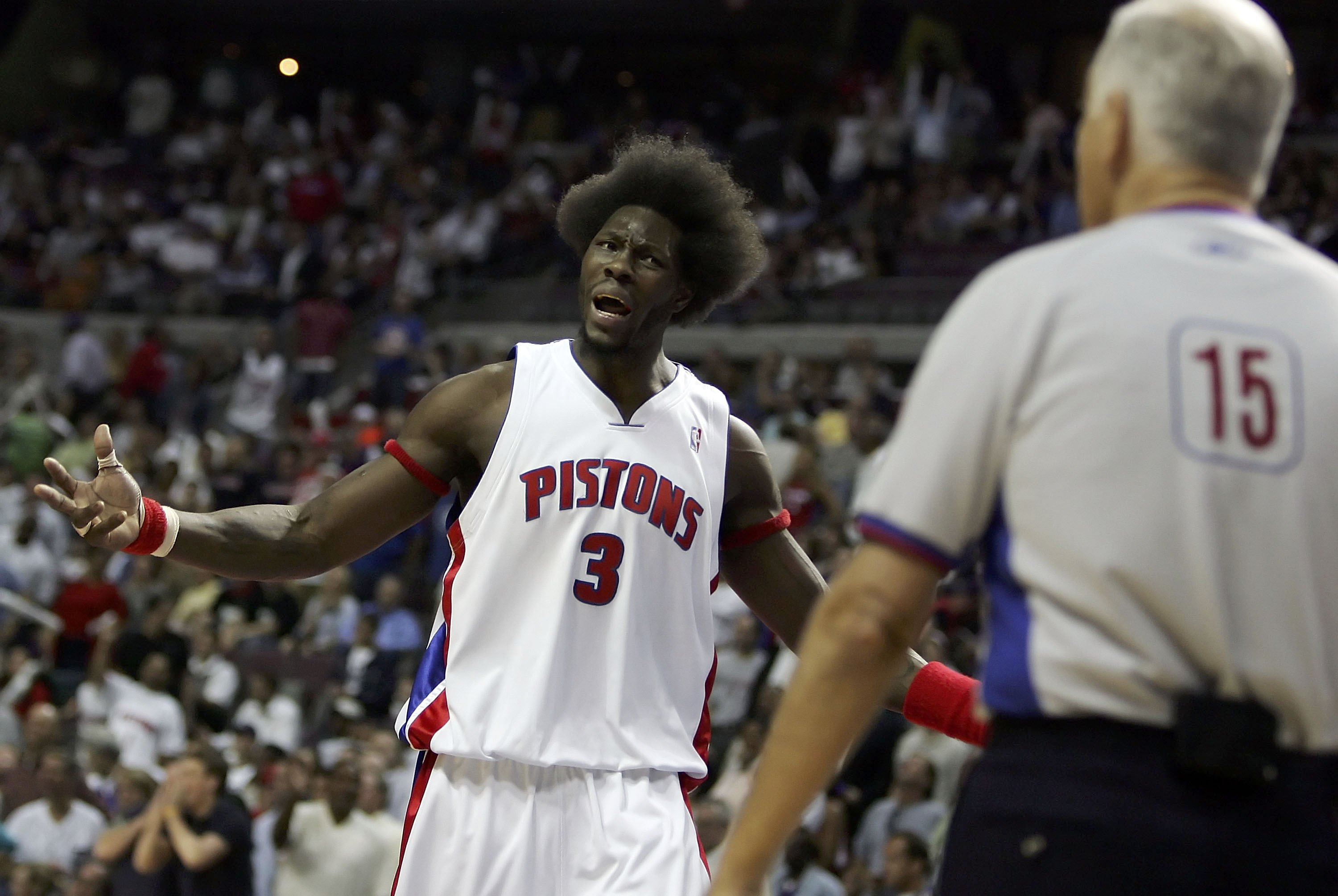 Detroit Pistons To Give Away Epic Ben Wallace Bobblehead