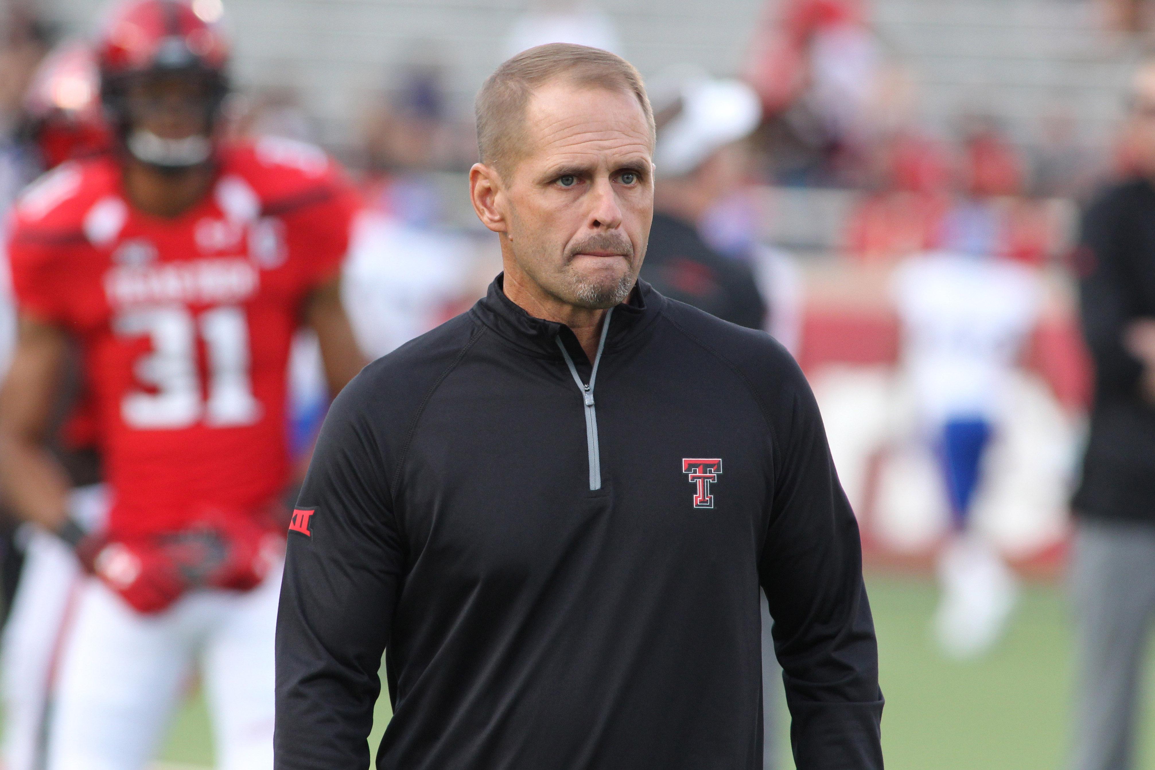 Texas Tech Football Scouting 2018 DE Commit Jaylon Hutchings