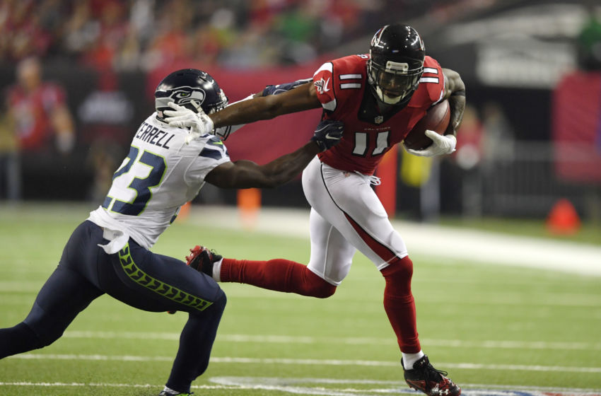 Image result for atlanta falcons seattle seahawks 2016 divisional playoffs