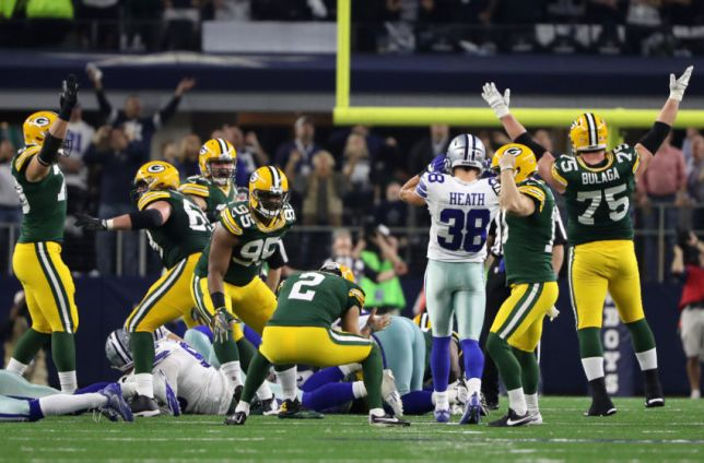 Image result for dallas cowboys playoff losses