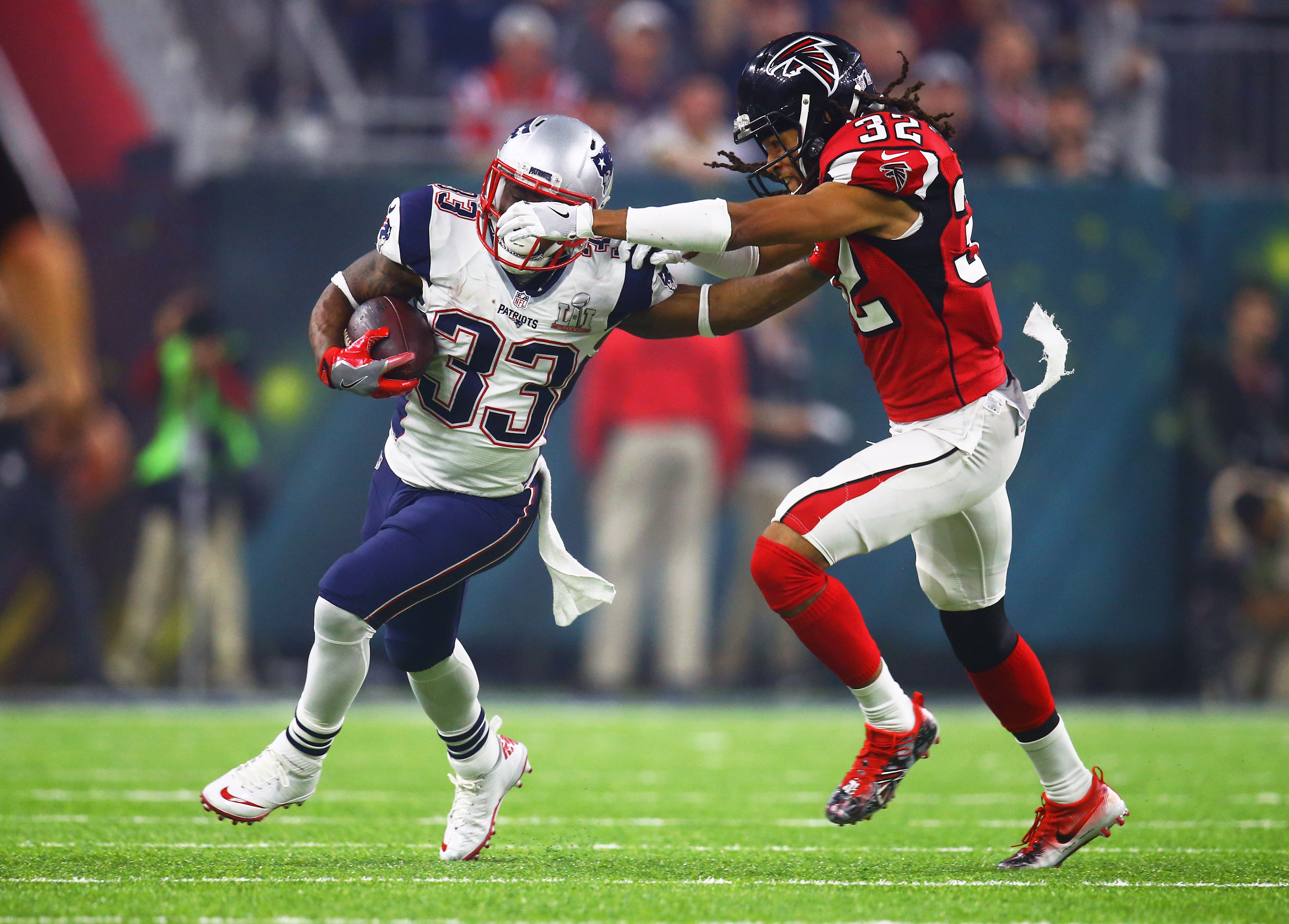 New England Patriots Player Grade Dion Lewis