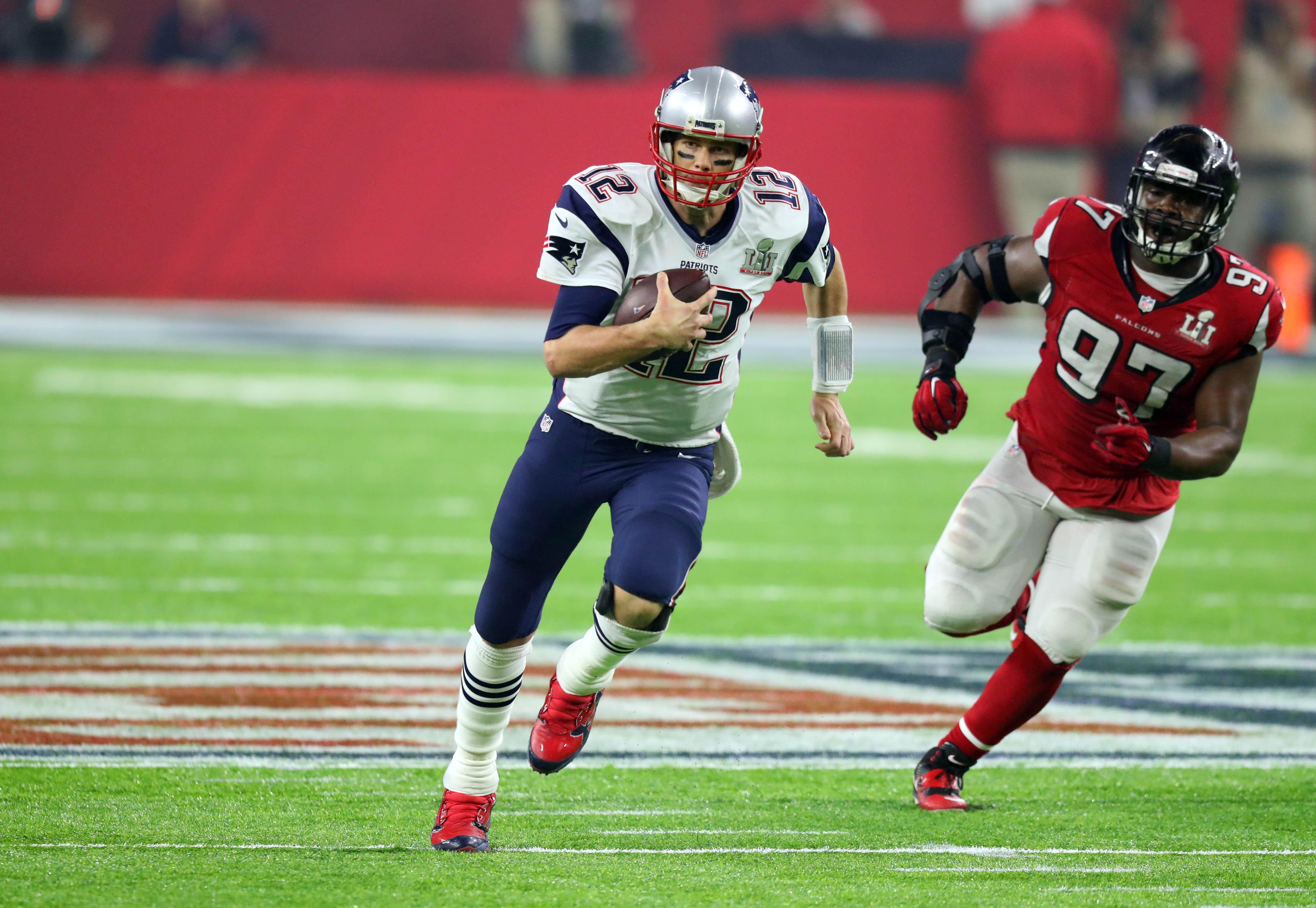 New England Patriots Brady S Super Bowl Jersey Missing